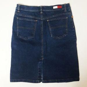 Vintage Tommy Hilfiger Tommy Jeans Denim Skirt